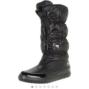Lacoste Tuilerie Outdoor Boot